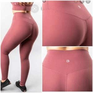 Buffbunny Rosa Leggings